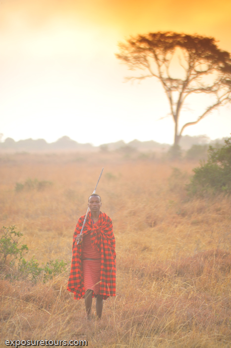 Masai portrait (1)