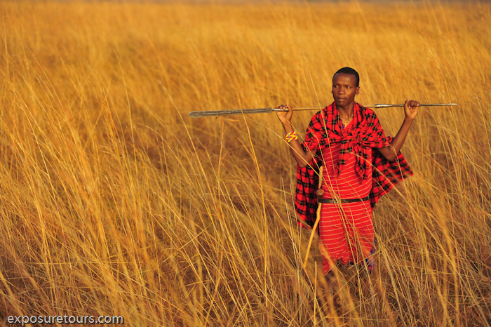 Masai portrait (2)