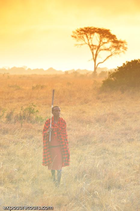 Masai portrait (3)